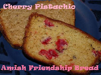 amish friendship bread cherry