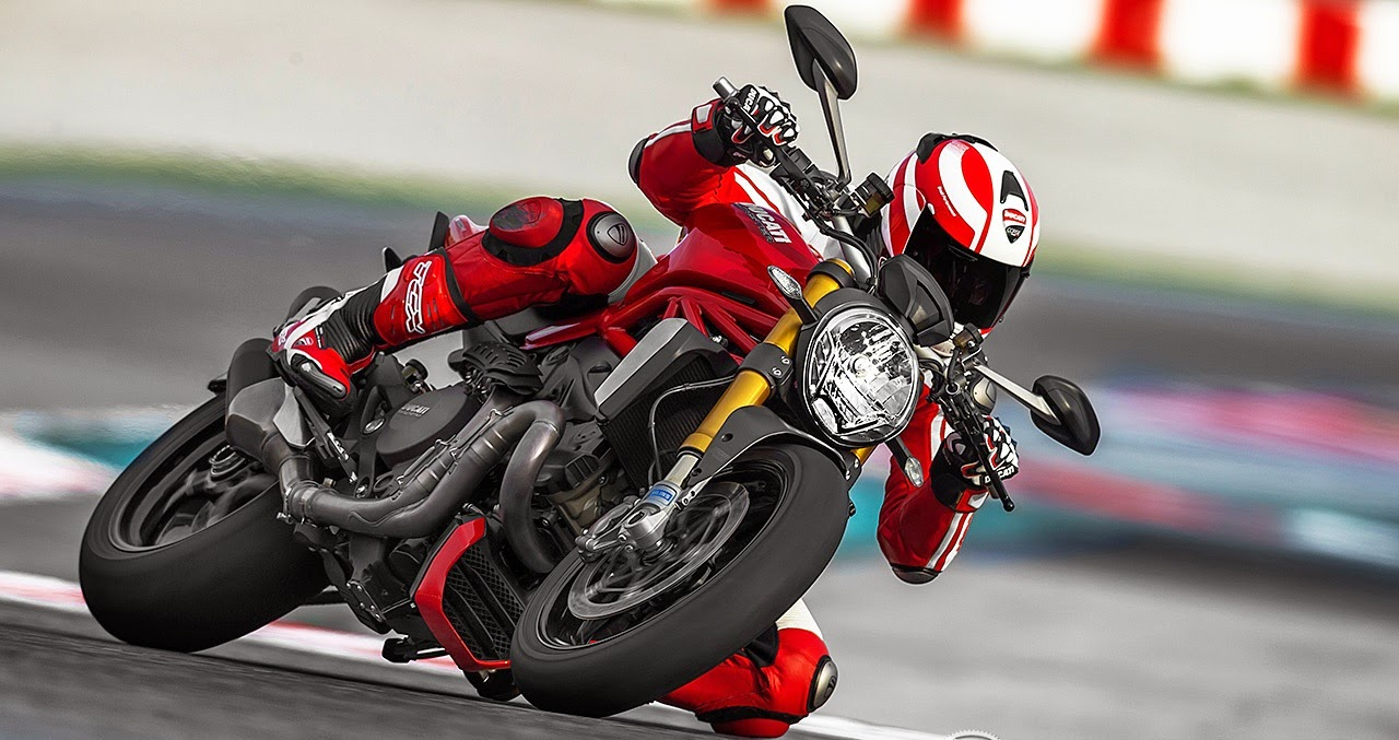 Ducati Monster Sports Motorcycles Images
