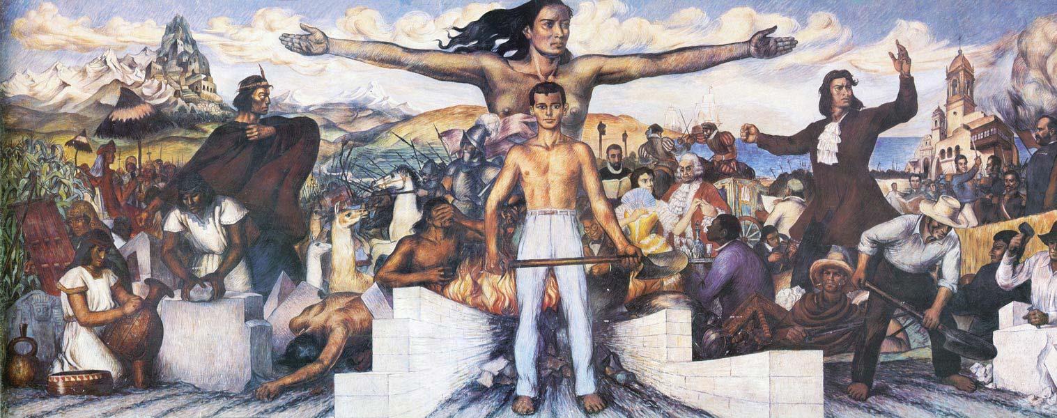 Clases de arte el blog teodoro n ez ureta y la for Caracteristicas de un mural