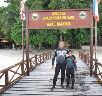 Pulau Sipadan - 2010
