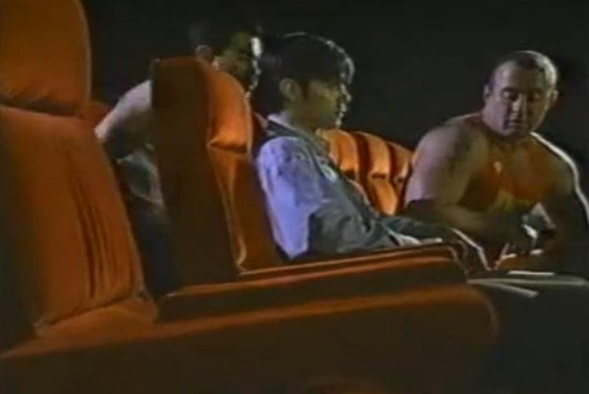 Sexo No Cinema Porno