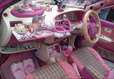 Car for girls