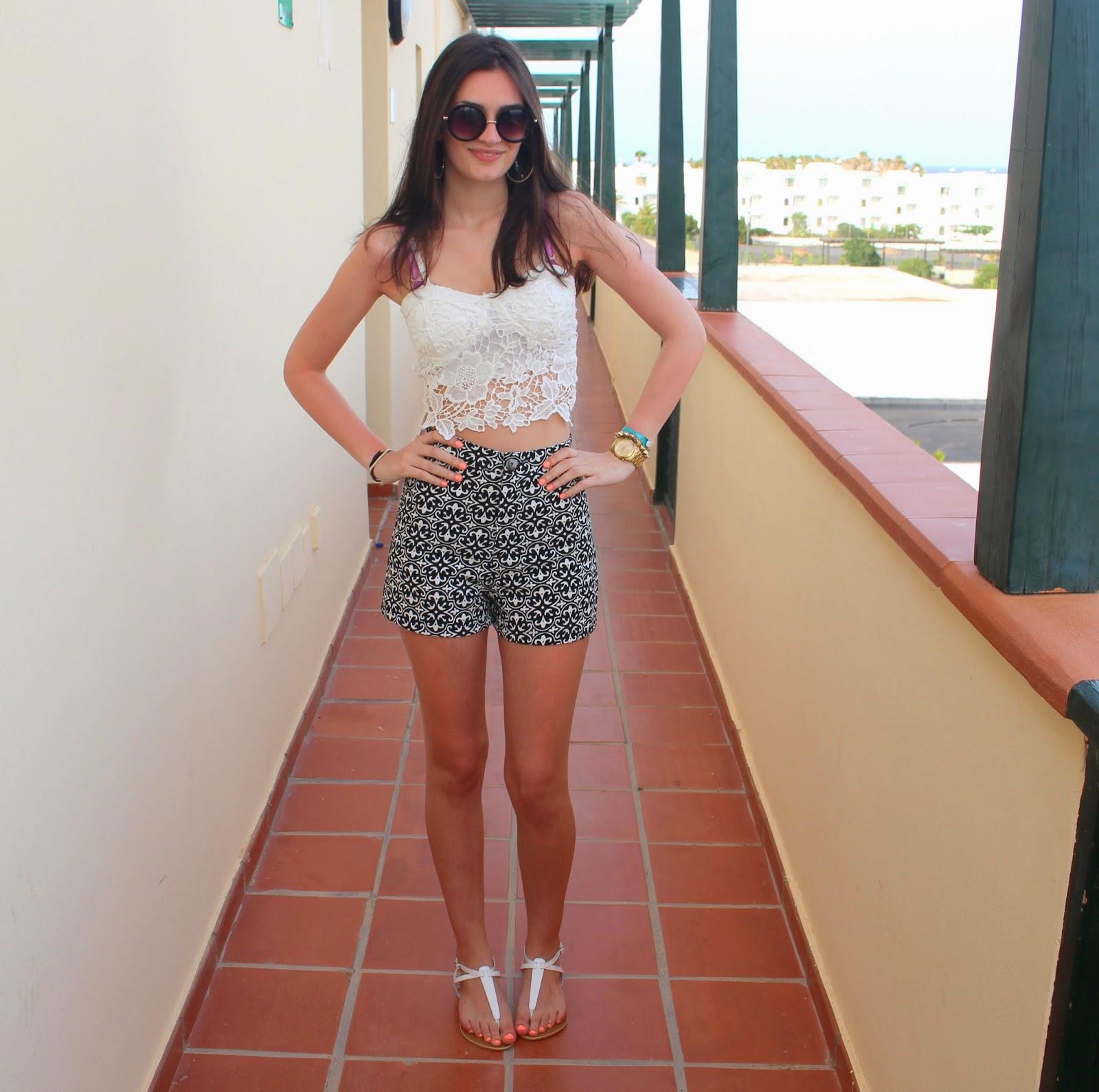 Lanzarote Lookbook: Day 3