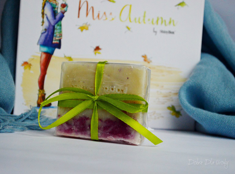 ShinyBox Listopad Miss Autumn- ENKLARE mydło naturalne