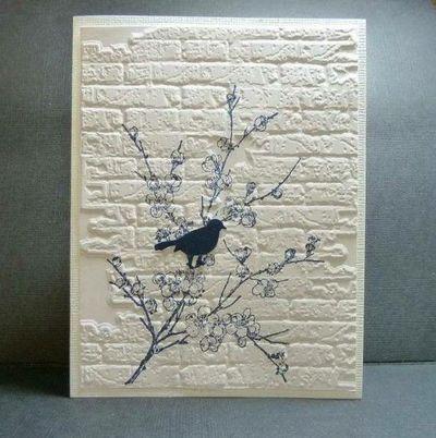 Brick Embossing Folder1