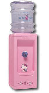Hello Kitty full size water cooler