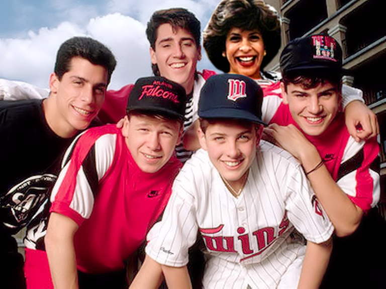 Hoda and the New Kids