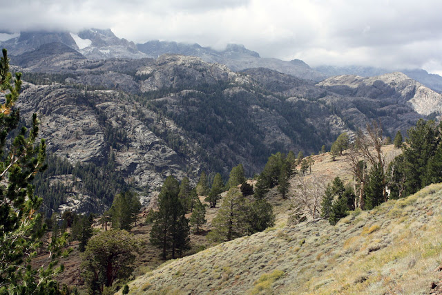 high trail ansel adams wilderness