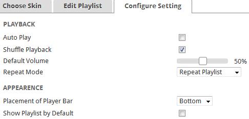 Configure o SCM