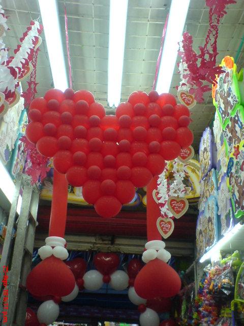 fiestas y detalles decoracion de amor y amistad On decoracion de amor y amistad