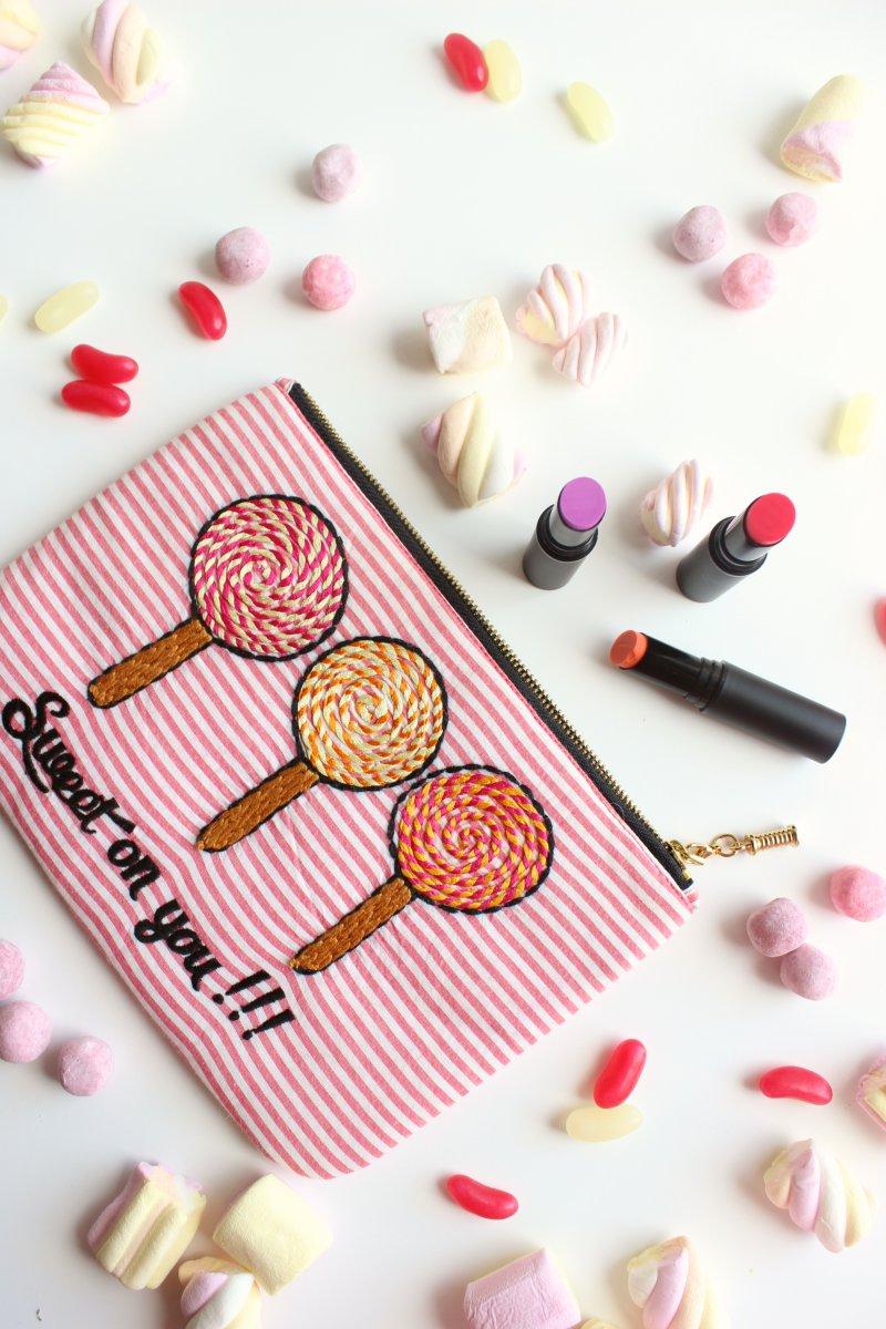Sleek Make Up Candy Tint Lip Balms