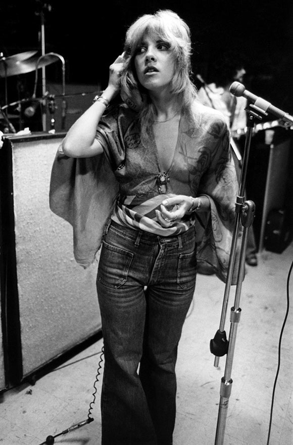 My Style Ramblings: Style Icon - Stevie Nicks