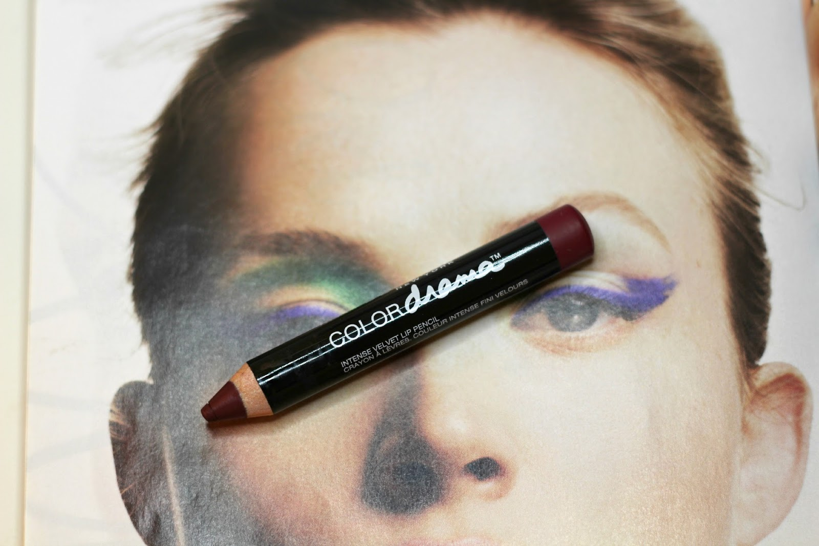 Maybelline Berry Much Lip Crayon