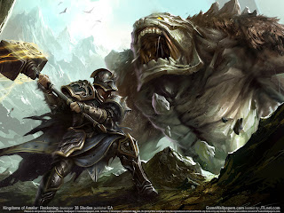 Kingdomsof Amalur Reckoning wallpaper