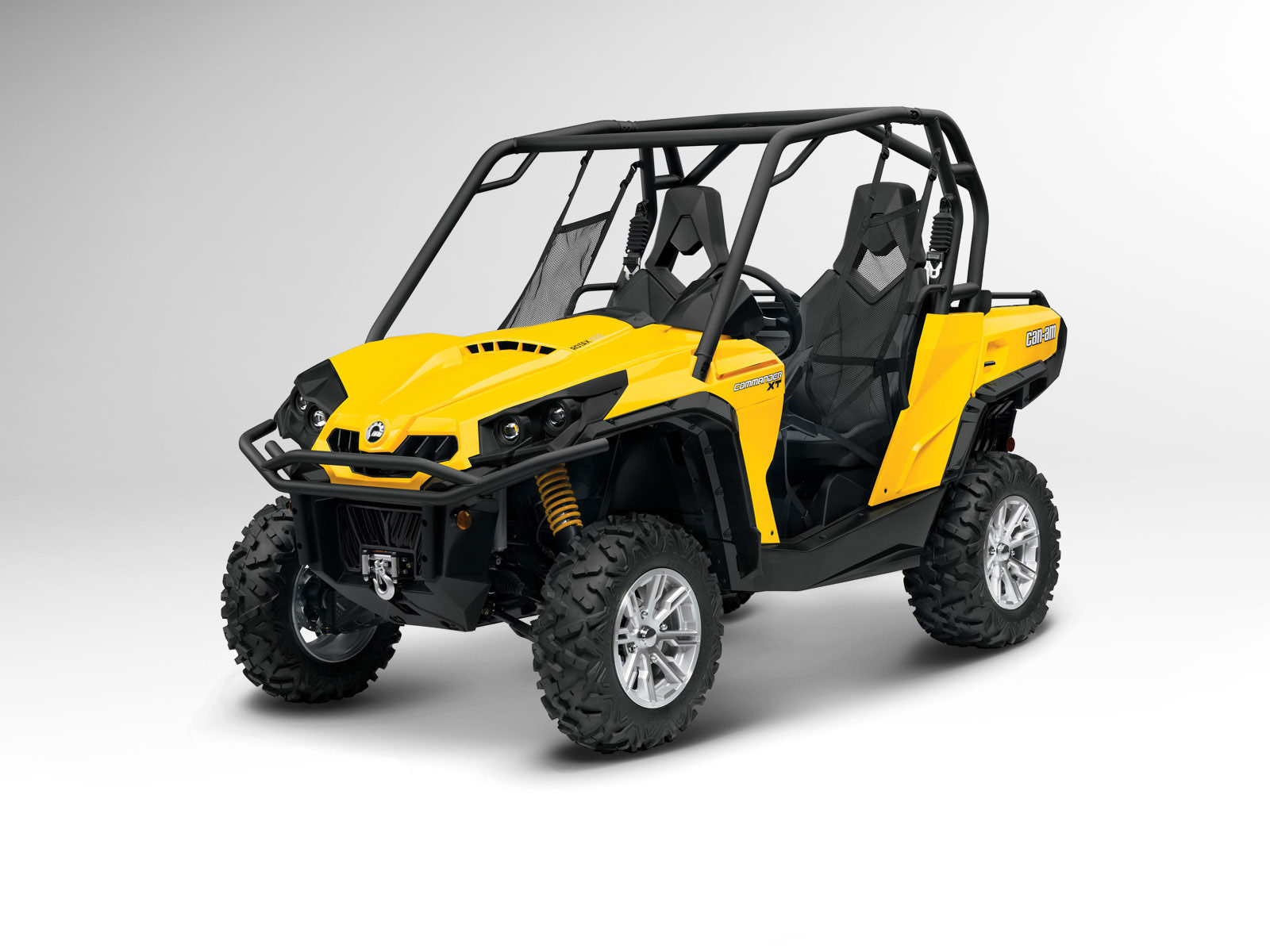 2012 Can-Am Commander 800R XT ATV pictures 5