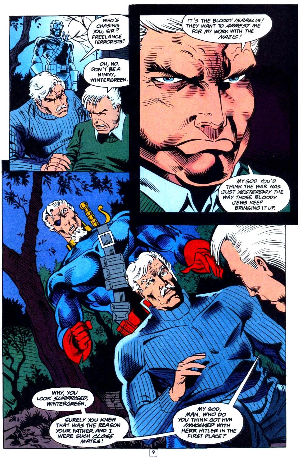 Deathstroke (1991) Issue #36 #41 - English 10