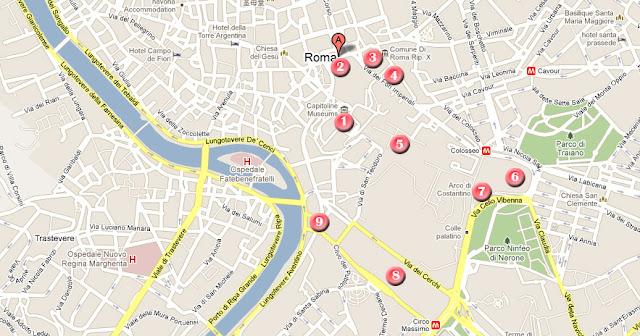 mapa-ruta-roma-dia-2
