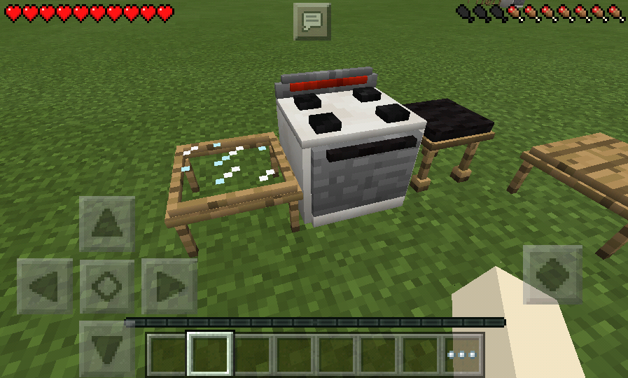 Mod Electric Furniture Mod Minecraft Pe Pocket Mcpe