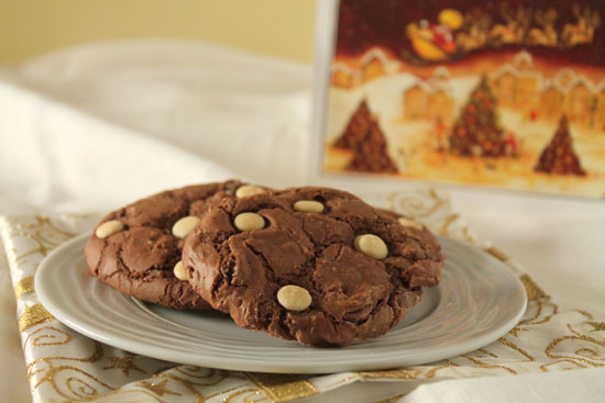 Chocolate-condensed-milk-cookies