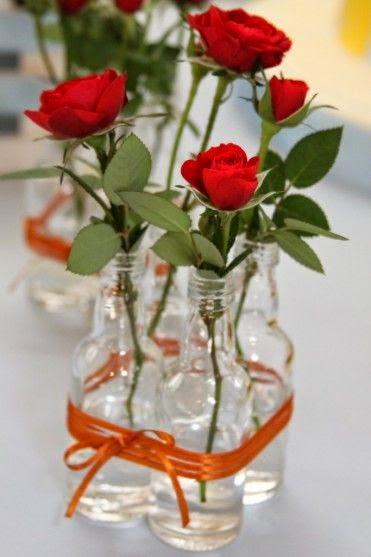 crie seu arranjo com flores