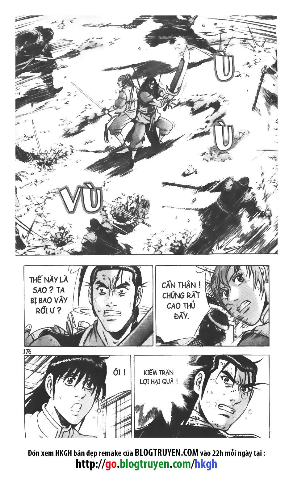 Hiệp Khách Giang Hồ chap 249 Trang 17 - Mangak.info