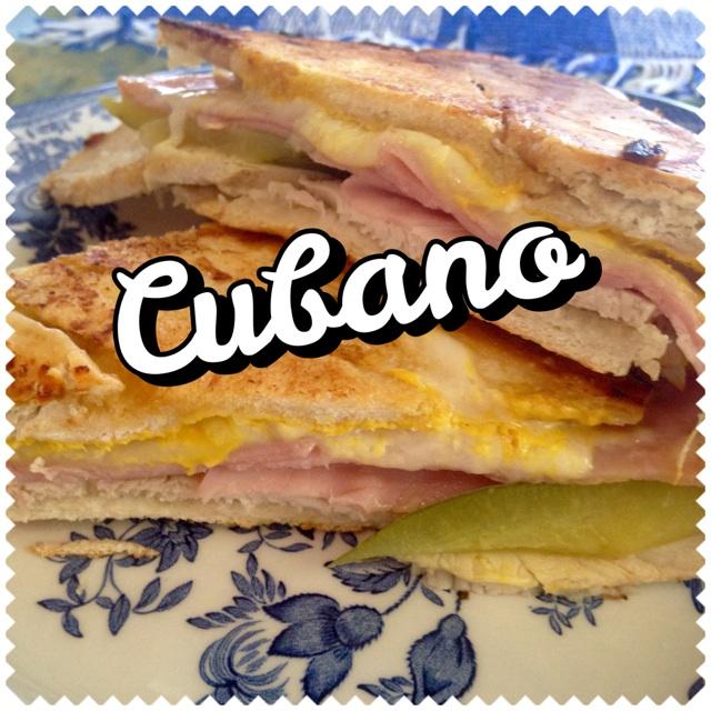 Rita's Recipes: the Cubano ~ Grilled Cuban Sandwich