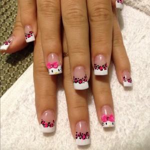 nails nail Cores para o Verão