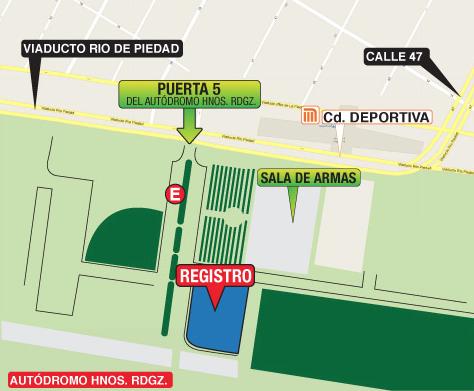 Ecoactivistas ac for Puerta 2 autodromo hermanos rodriguez