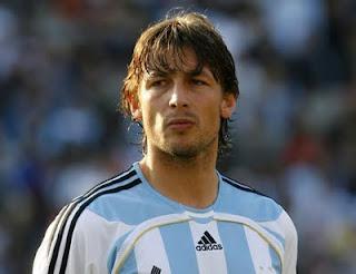 Gabriel Heinze nuevo jugador de la Roma