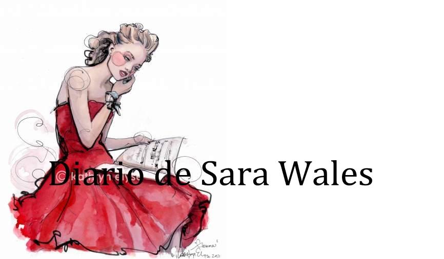 Diario de Sara Wales.