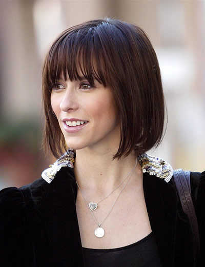 Fringe Haircuts for Women