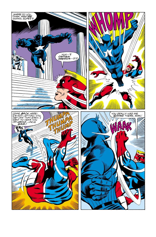 Captain America (1968) Issue #333 #262 - English 14
