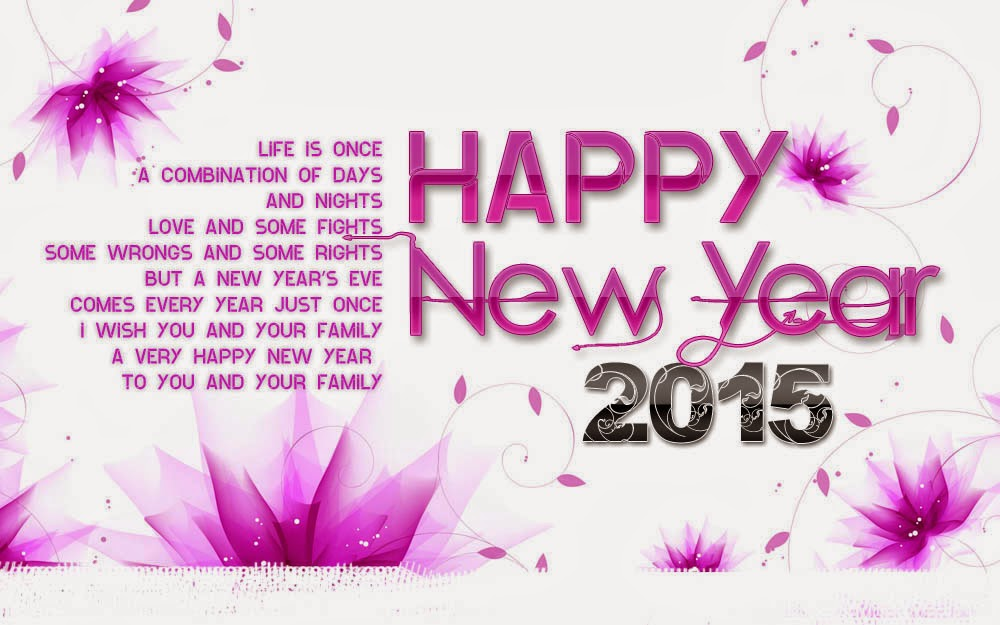 Happy New Year 2015 Poetry For Family