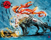#3 Okami Wallpaper