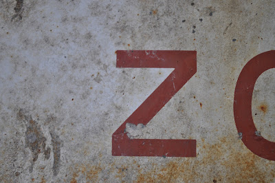 Z is for Zone