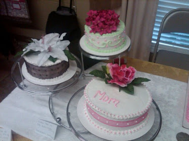 Cakes for a Fundraiser