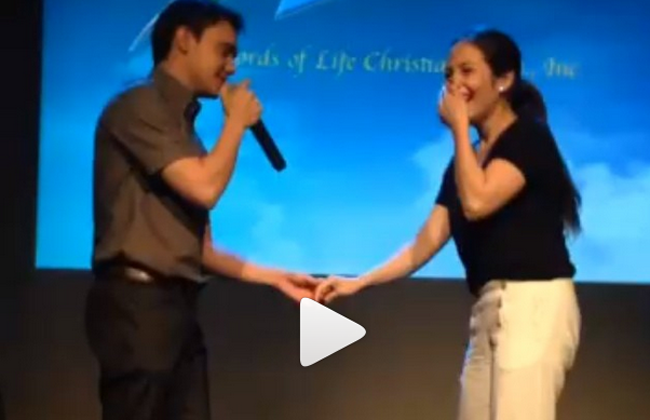 Watch Nikka Martinez got Engaged with Patrick Garcia