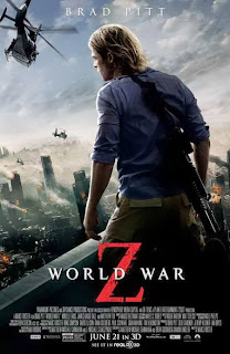 World War Z comes out on DVD