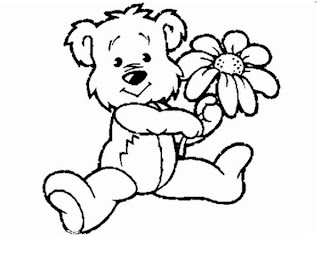 Desenhos De Ursinhos Para Imprimir E Colorir Desenhos De Ursinhos Para