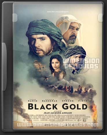 Black Gold (BRRip HD Ingles Subtitulado) (2011)