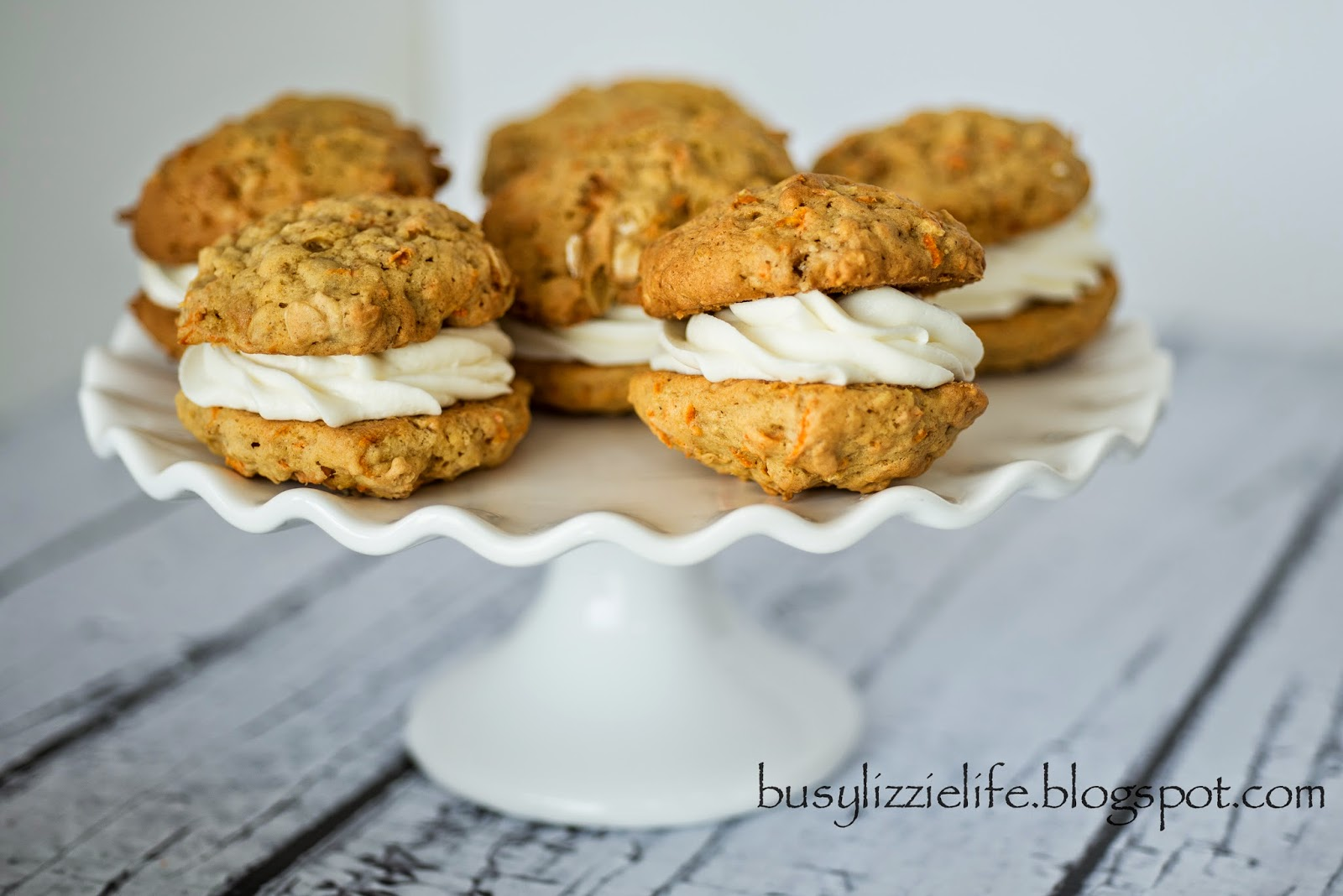 Annie S Eats Carrot Cake Whoopie Pies