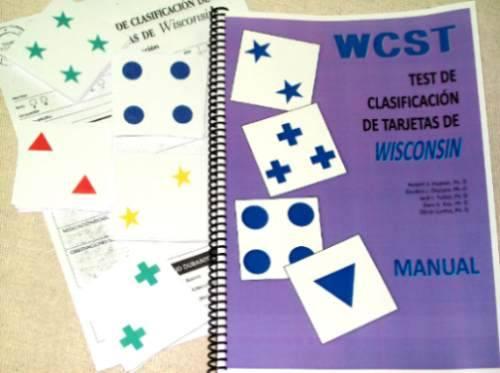 wisconsin card sorting test manual pdf