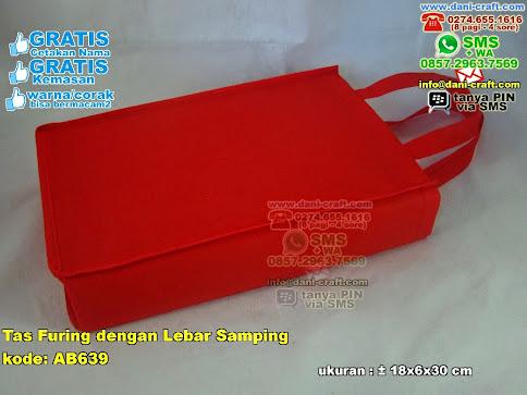 Tas Furing Dengan Lebar Samping