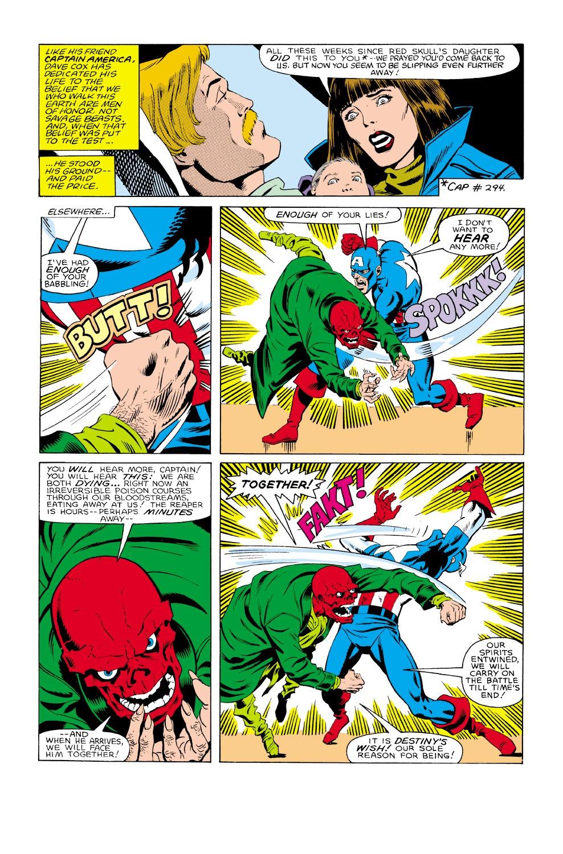 Captain America (1968) Issue #300 #228 - English 7