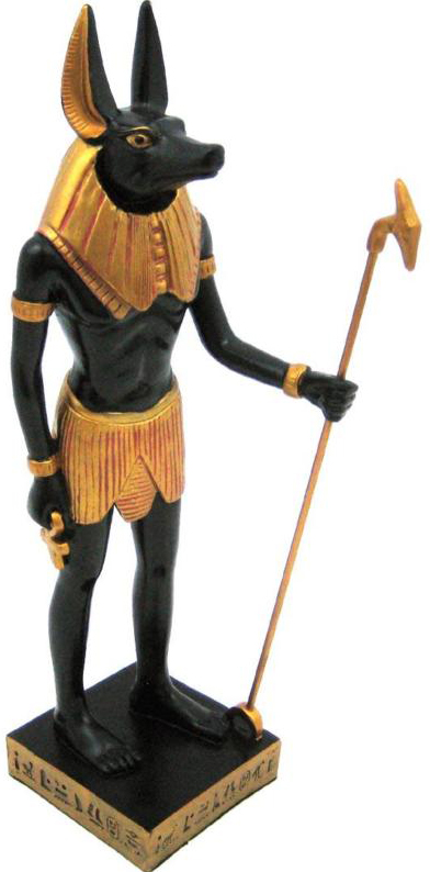 Anubis God of the Dead Facts Part 2/3 ~ Ancient Egypt Facts
