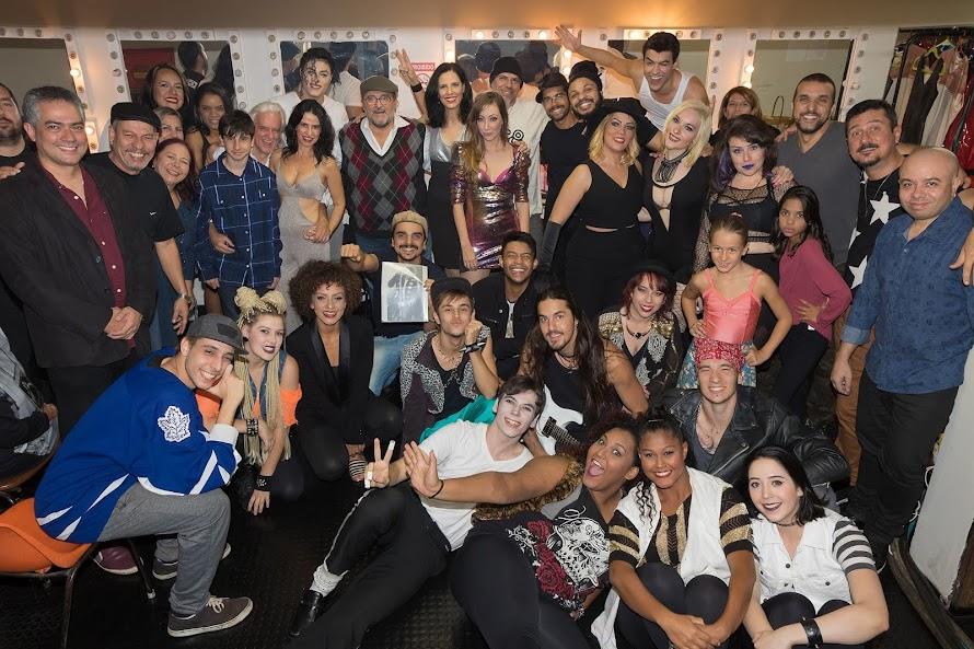 Projeto I'll be There - Homenagem Michael Jackson