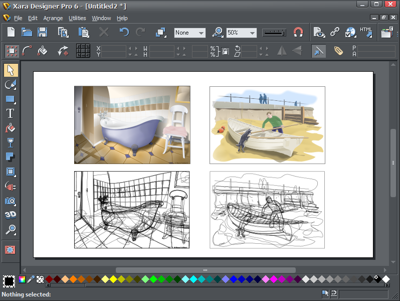 Download Xara Photo Graphic Designer V3.6.5 Full Cracked