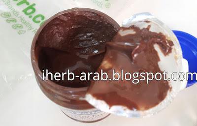 شكل تجربة منتج زبدة الشوكولاته