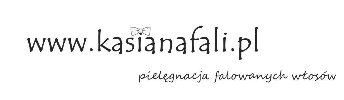 Kasia na fali - pielęgnacja włosów kręconych i falowanych.
