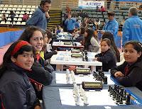 FOTOGRAFÌAS de AjedrezNsp en 7a Olimpiadas Escolares Bas. y Final Nacional Soprole 22-oct.2011